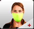 Xcaper Emergency Mask - Dry Sample